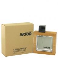 He Wood by Dsquared2 - Eau De Toilette Spray 50 ml f. herra