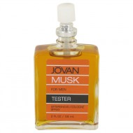 JOVAN MUSK by Jovan - After Shave/Cologne Spray (Tester) 60 ml f. herra