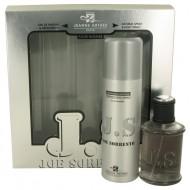 Joe Sorrento by Jeanne Arthes - Gjafasett -- 3.4 oz Eau De Parfum Spray + 6.8 oz Body Spray f. herra