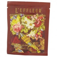 L'EFFLEUR by Coty - Foaming Bath Powder 15 ml f. dömur