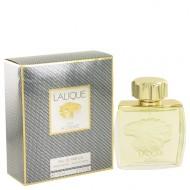 LALIQUE by Lalique - Eau De Parfum Spray (LIon Head) 75 ml f. herra