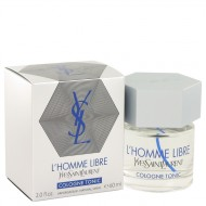 L'homme Libre by Yves Saint Laurent - Cologne Tonic Spray 60 ml f. herra