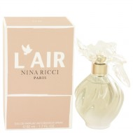 L'air by Nina Ricci - Eau De Parfum Spray 50 ml f. dömur