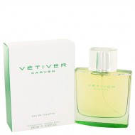 VETIVER CARVEN by Carven - Eau De Toilette Spray 100 ml f. herra