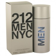 212 by Carolina Herrera - Eau De Toilette Spray (New Packaging) 100 ml f. herra
