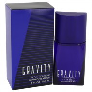 GRAVITY by Coty - Cologne Spray 30 ml f. herra