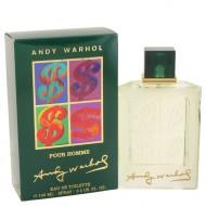 Andy Warhol by Andy Warhol - Eau De Toilette Spray 100 ml f. herra