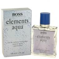 AQUA ELEMENTS by Hugo Boss - Eau De Toilette Spray 100 ml f. herra