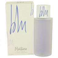 MONTANA BLU by Montana - Eau De Toilette Spray 100 ml f. dömur