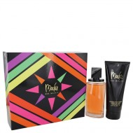 MACKIE by Bob Mackie - Gjafasett -- 3.4 oz Eau De Toilette Spray + 6.8 oz Body Cream f. dömur