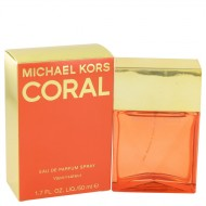 Michael Kors Coral by Michael Kors - Eau De Parfum Spray 50 ml f. dömur