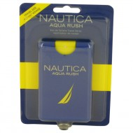 Nautica Aqua Rush by Nautica - Eau De Toilette Travel Spray 20 ml f. herra