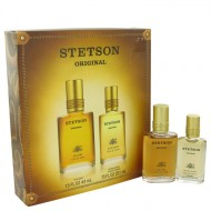 STETSON by Coty - Gjafasett -- 1.5 oz Cologne + .75 oz After Shave f. herra