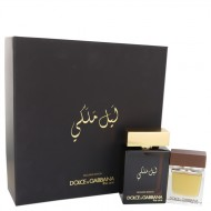The One Royal Night by Dolce & Gabbana - Gjafasett -- 3.3 oz Eau De Parfum Spray + 1 oz Eau De Toilette Spray f. herra