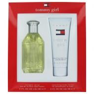 TOMMY GIRL by Tommy Hilfiger - Gjafasett -- 3.3 oz Eau De Toilette Spray + 3.3 oz Body Lotion f. dömur