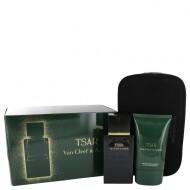 TSAR by Van Cleef & Arpels - Gjafasett -- 3.3 oz Eau De Toilette Spray + 3.3 oz After Shave Balm in Pouch f. herra