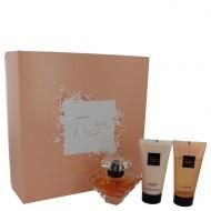 TRESOR by Lancome - Gjafasett- 1.7 oz L'eau De Parfum Spray + 1.7 oz Body Lotion + 1.7 oz Shower Gel f. dömur