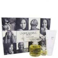 Unbreakable Bond by Khloe and Lamar - Gjafasett- 3.4 oz Eau De Toilette Spray + .25 oz Mini EDT Spray ++ 3.4 oz Body Lotion f. dömur