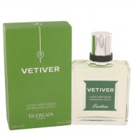 VETIVER GUERLAIN by Guerlain - After Shave Lotion 100 ml f. herra