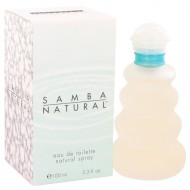 SAMBA NATURAL by Perfumers Workshop - Eau De Toilette Spray 100 ml f. dömur