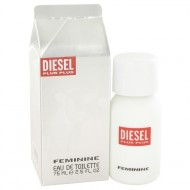 DIESEL PLUS PLUS by Diesel - Eau De Toilette Spray 75 ml. f. dömur