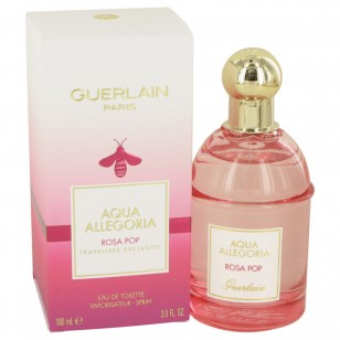 Aqua Allegoria Rosa Pop by Guerlain - Eau De Toilette Spray 100 ml f. dömur