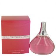Spirit by Antonio Banderas - Eau De Toilette Spray 100 ml f. dömur