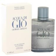 Acqua Di Gio Blue Edition by Giorgio Armani - Eau De Toilette Spray (Limited Edition) 100 ml f. herra