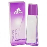 Adidas Natural Vitality by Adidas - Eau De Toilette Spray 50 ml f. dömur