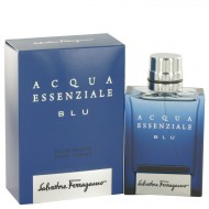 Acqua Essenziale Blu by Salvatore Ferragamo - Eau De Toilette Spray 50 ml f. herra