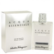 Acqua Essenziale Colonia by Salvatore Ferragamo - Eau De Toilette Spray 100 ml f. herra