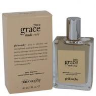 Amazing Grace Nude Rose by Philosophy - Eau De Toilette Spray 60 ml f. dömur