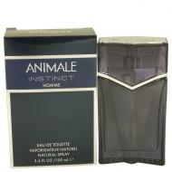 Animale Instinct by Animale - Eau De Toilette Spray 100 ml f. herra