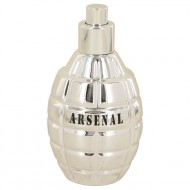 Arsenal Platinum by Arsenal - Eau De Parfum Spray (Tester) 100 ml f. herra