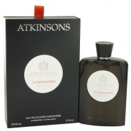 24 Old Bond Street Triple Extract by Atkinsons - Eau De Cologne Concentree Spray 100 ml f. herra