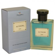 Author Paris Bleu by Paris Bleu - Eau De Toilette Spray 100 ml f. herra