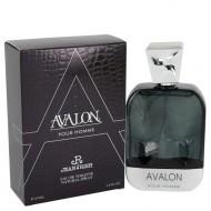 Avalon Pour Homme by Jean Rish - Eau De Toilette Spray 100 ml f. herra