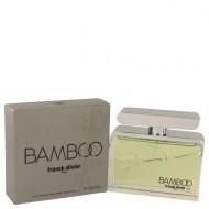 Bamboo Franck Olivier by Franck Olivier - Eau De Toilette Spray 75 ml f. herra