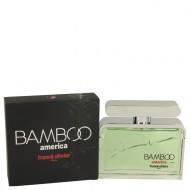 Bamboo America by Franck Olivier - Eau De Toilette Spray 75 ml f. herra
