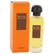 Bel Ami Vetiver by Hermes - Eau De Toilette Spray 100 ml f. herra