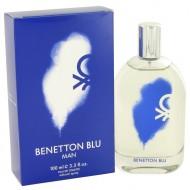 Benetton Blu by Benetton - Eau De Toilette Spray 100 ml f. herra