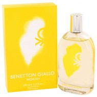 Benetton Giallo by Benetton - Eau De Toilette Spray 100 ml f. dömur
