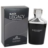 Black Legacy Pour Homme by Jean Rish - Eau De Toilette Spray 100 ml f. herra