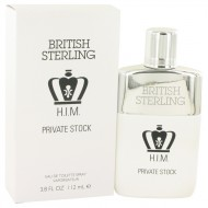 British Sterling Him Private Stock by Dana - Eau De Toilette Spray 112 ml f. herra