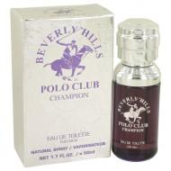 Beverly Hills Polo Club Champion by Beverly Fragrances - Eau De Toilette Spray 50 ml f. herra