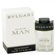 Bvlgari Man by Bvlgari - Mini EDT 5 ml f. herra