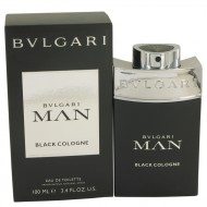 Bvlgari Man Black Cologne by Bvlgari - Eau De Toilette Spray 100 ml f. herra