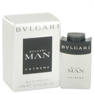 Bvlgari Man Extreme by Bvlgari - Mini EDT 5 ml f. herra