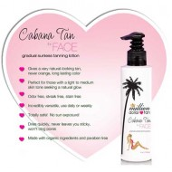 Cabana Tan FACE 118 ml. LOTION