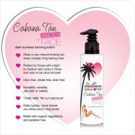 Cabana Tan Extreme FACE 118 ml. LOTION
